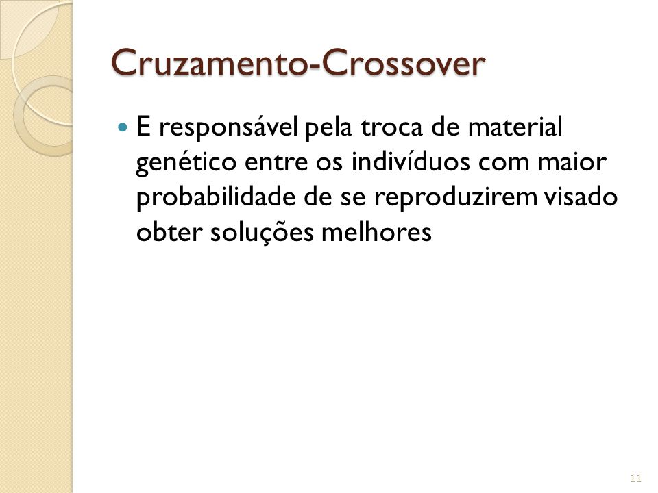 Cruzamento-Crossover