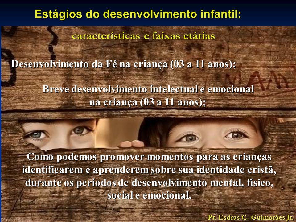 Breve desenvolvimento intelectual e emocional