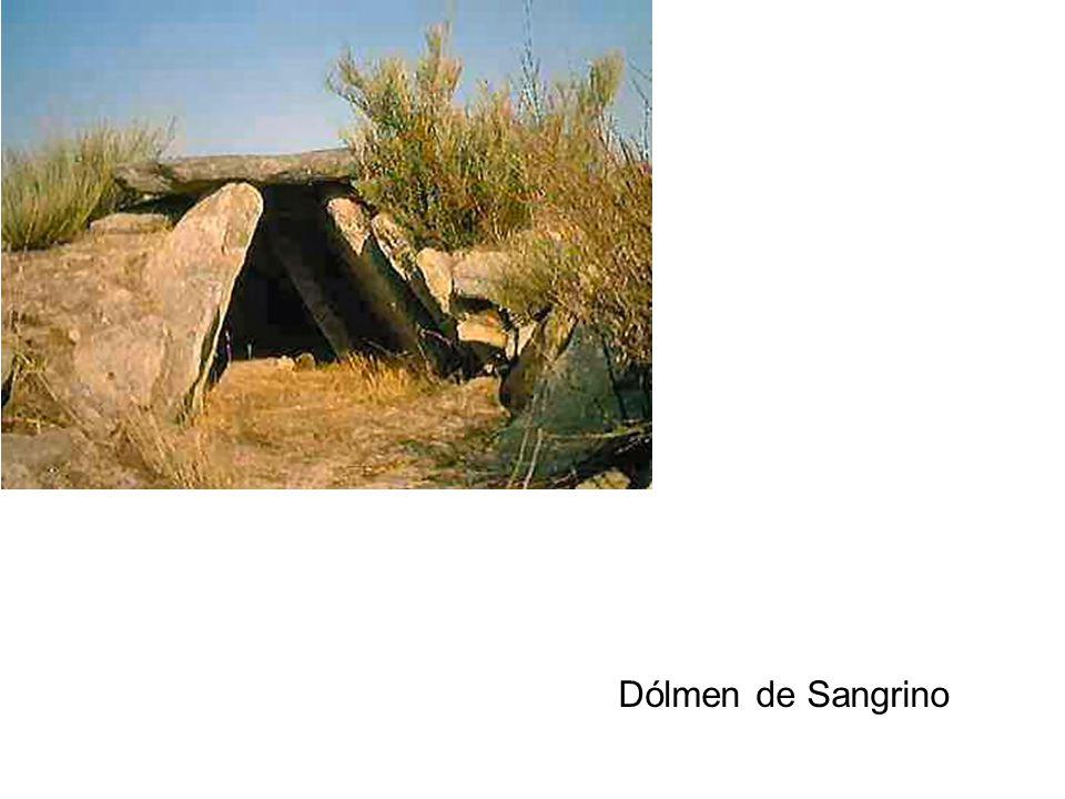 Dólmen de Sangrino