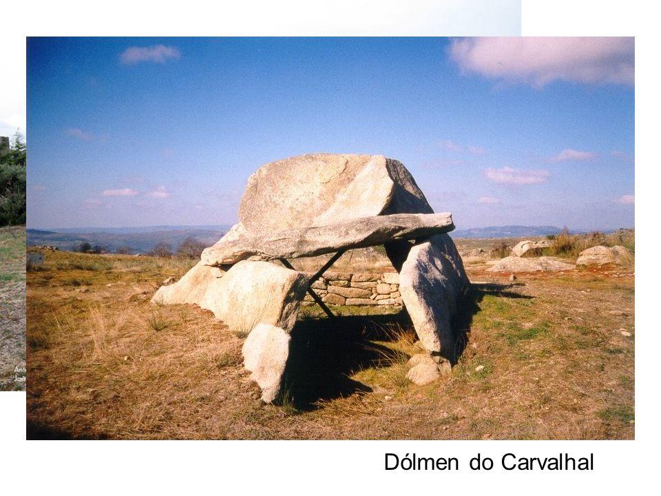 Dólmen do Carvalhal