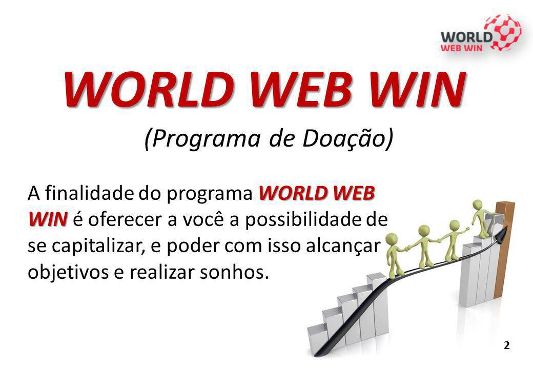 WORLD WEB WIN (Programa de Doação)