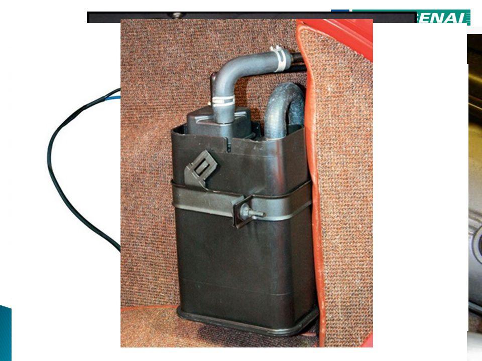 Composição do Sistema de Injeção Eletrônica