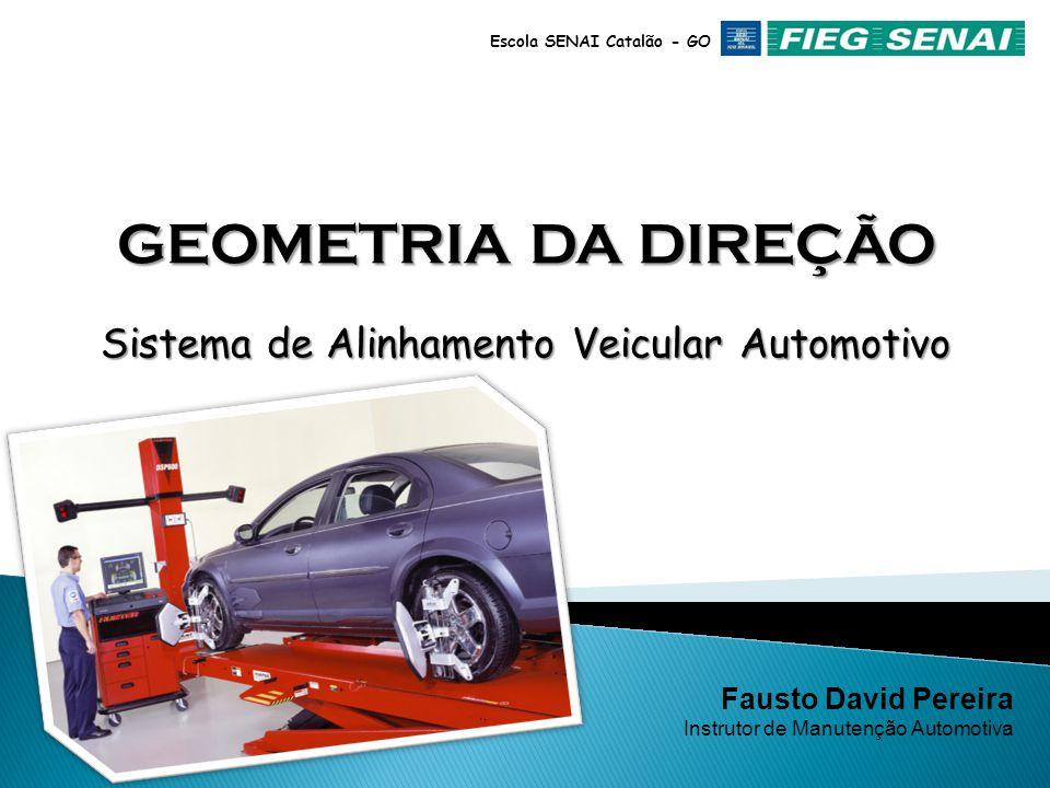 Sistema de Alinhamento Veicular Automotivo