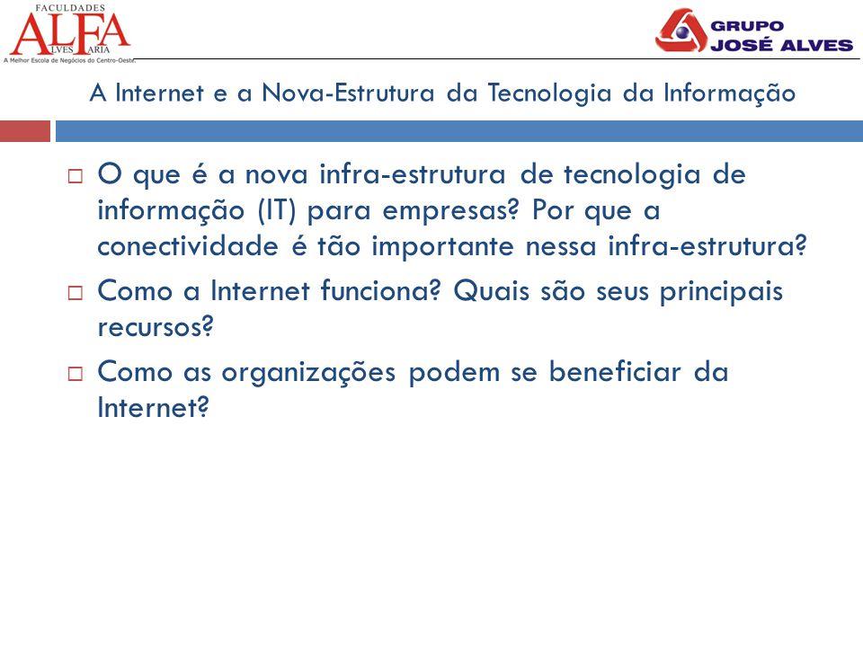 A Internet e a Nova-Estrutura da Tecnologia da Informação