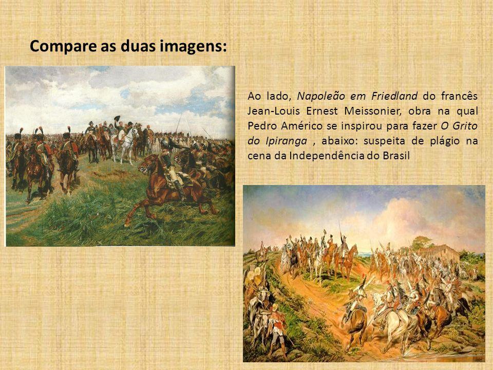 Compare as duas imagens: