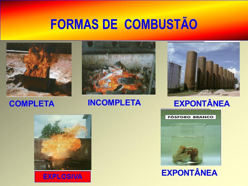 COMPLETA INCOMPLETA EXPONTÂNEA EXPONTÂNEA