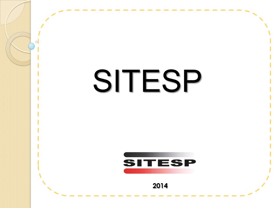 SITESP 2014