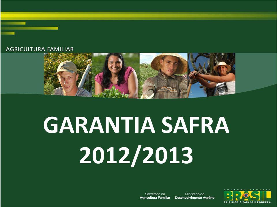 GARANTIA SAFRA 2012/2013