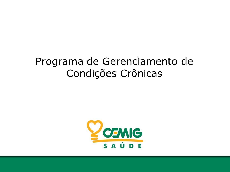 Programa de Gerenciamento de Condições Crônicas