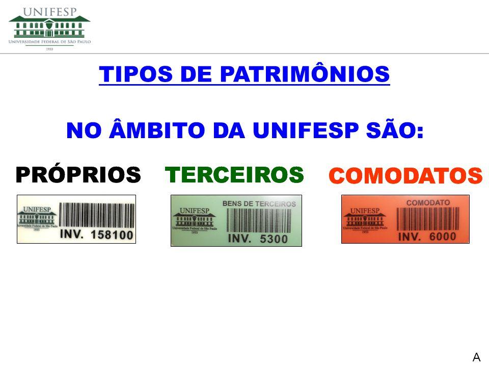 NO ÂMBITO DA UNIFESP SÃO: