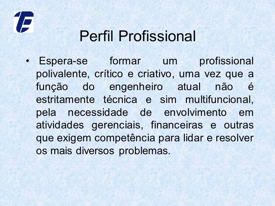 Perfil Profissional