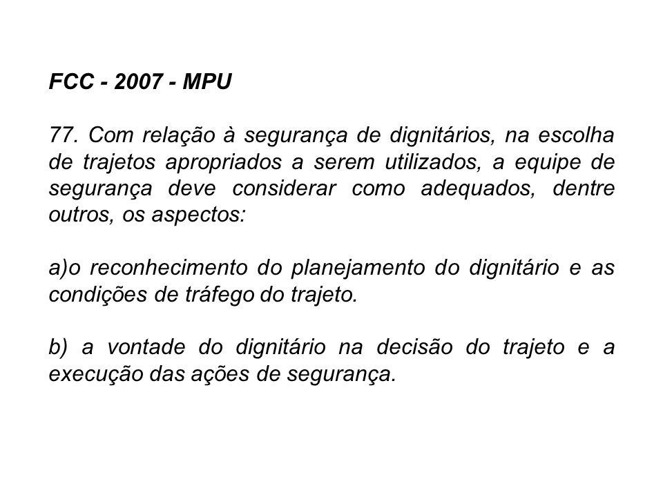 FCC - 2007 - MPU