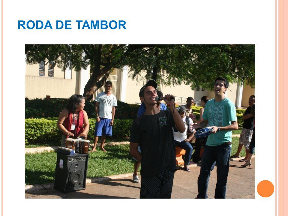 RODA DE TAMBOR