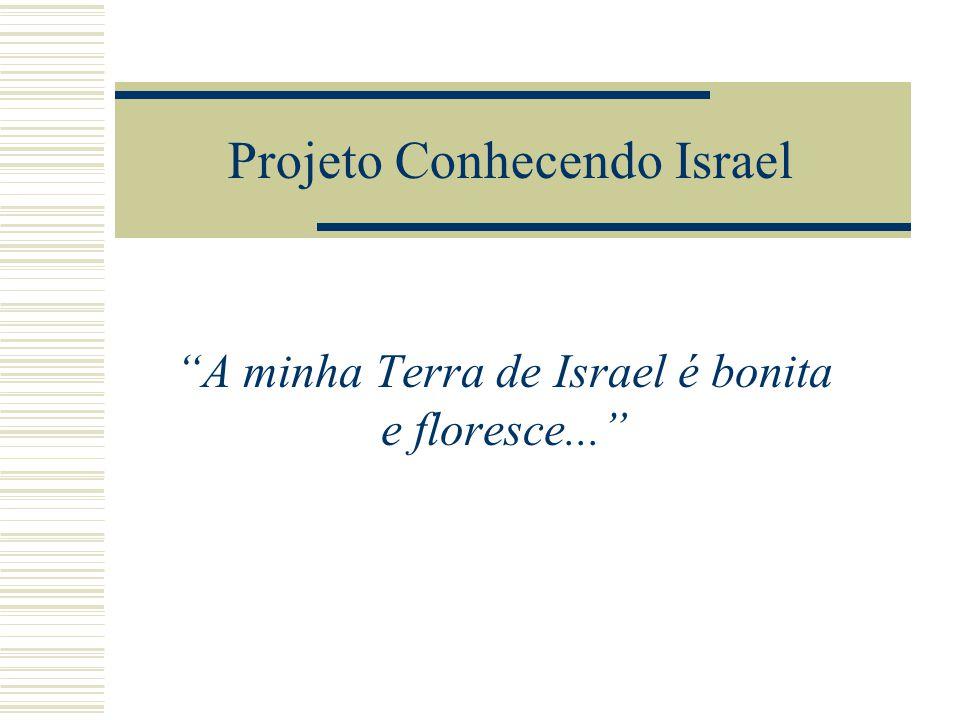 Projeto Conhecendo Israel
