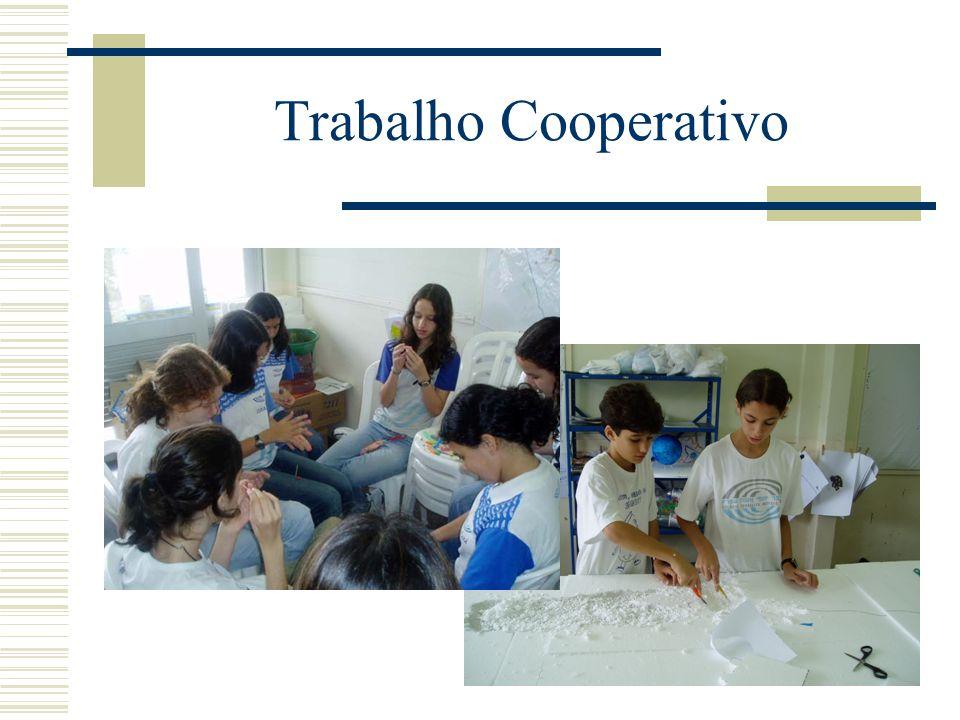 Trabalho Cooperativo