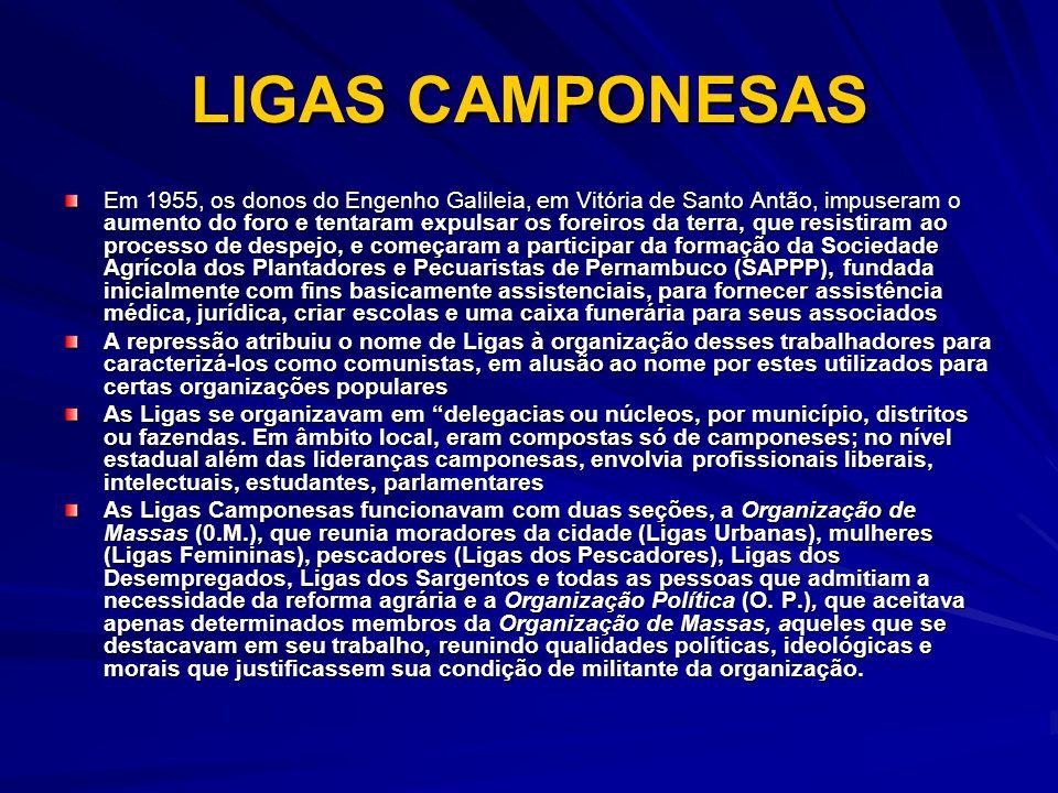 LIGAS CAMPONESAS