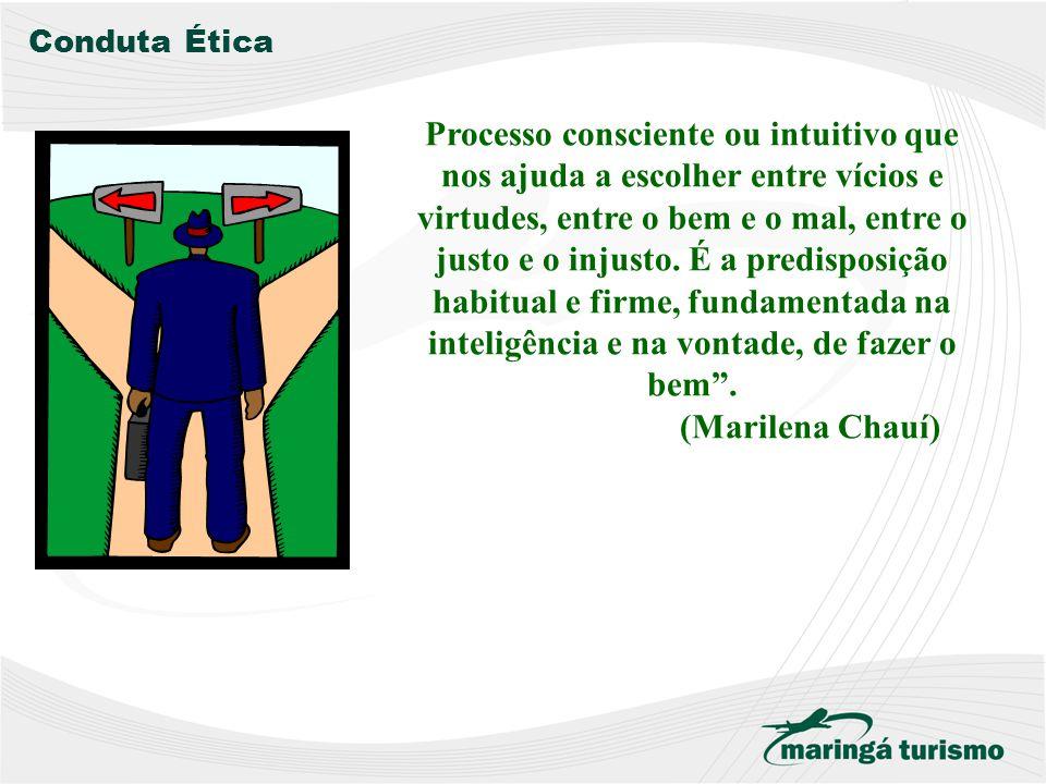 Conduta Ética