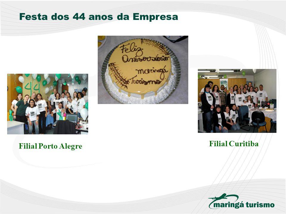 Festa dos 44 anos da Empresa