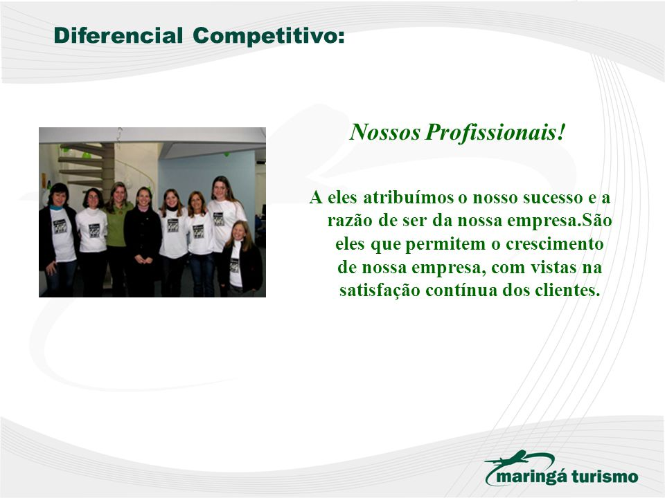 Diferencial Competitivo: