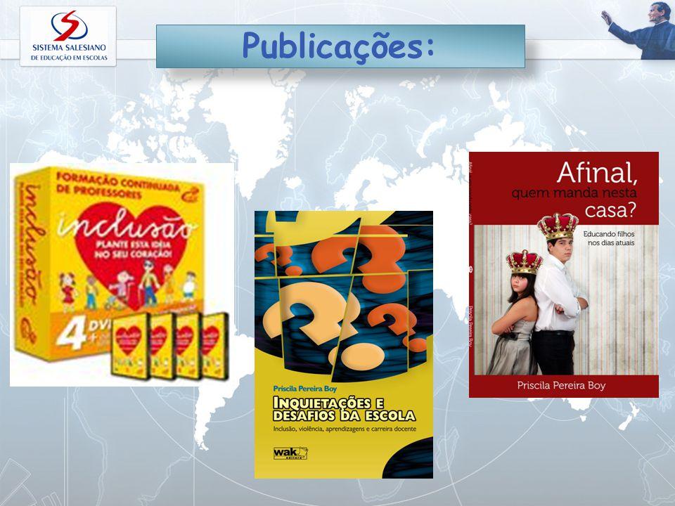Publicações: