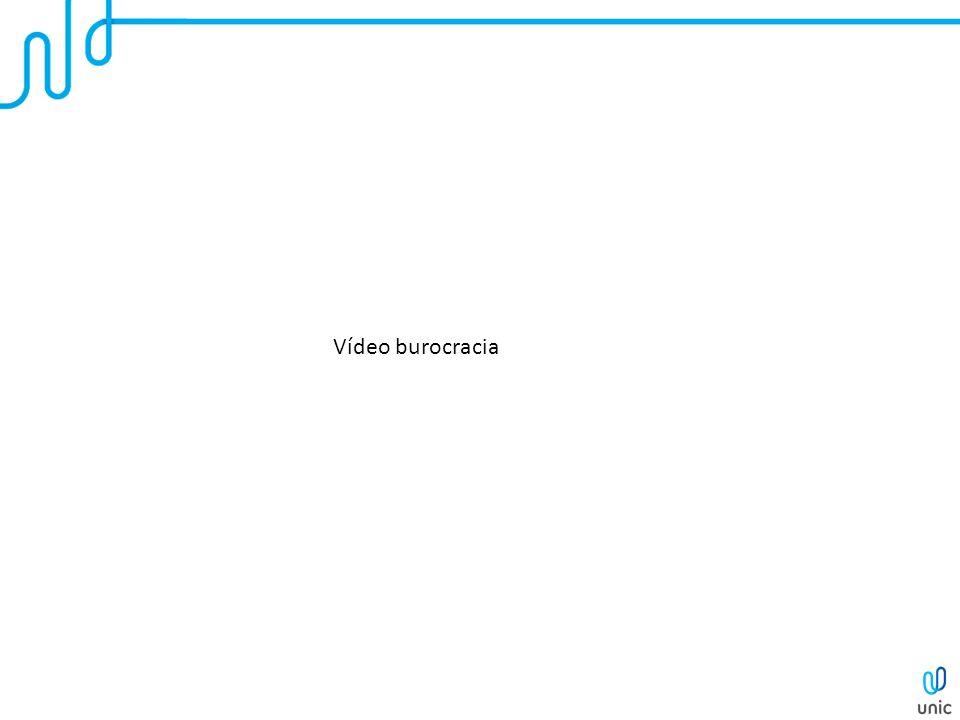 Vídeo burocracia