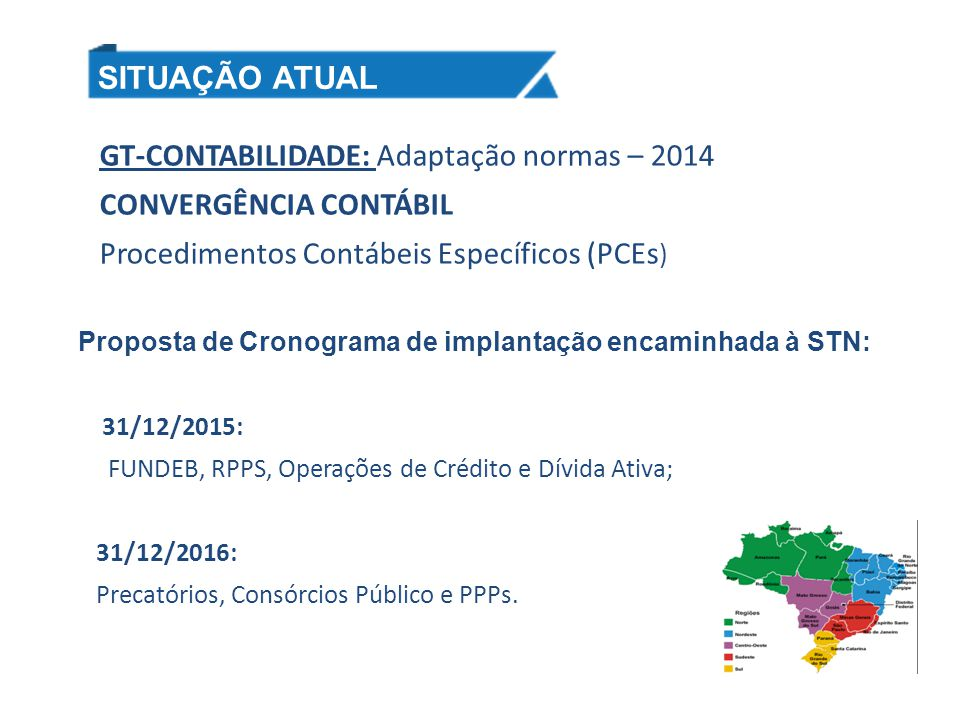 GT-CONTABILIDADE: Adaptação normas – 2014 CONVERGÊNCIA CONTÁBIL
