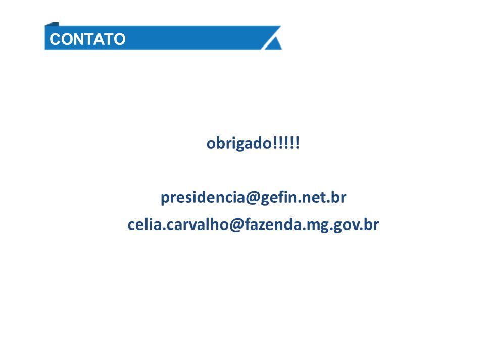 obrigado!!!!! presidencia@gefin.net.br
