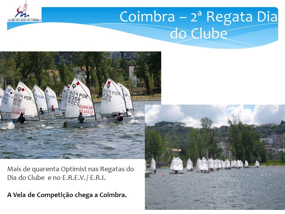 Coimbra – 2ª Regata Dia do Clube