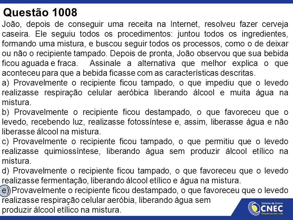 Questão 1008