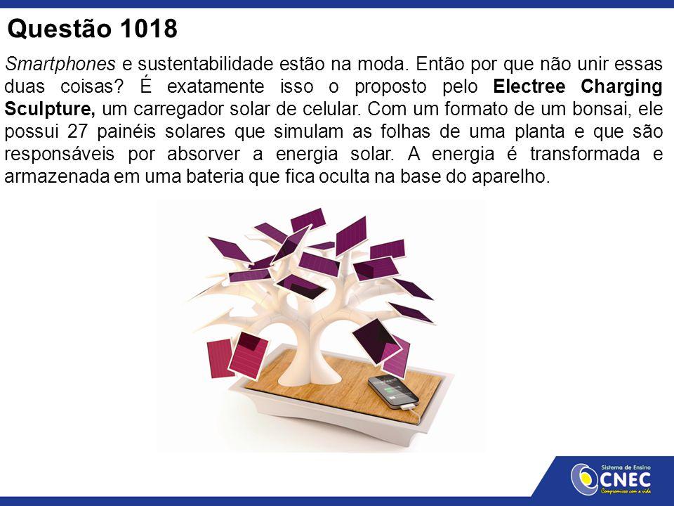 Questão 1018