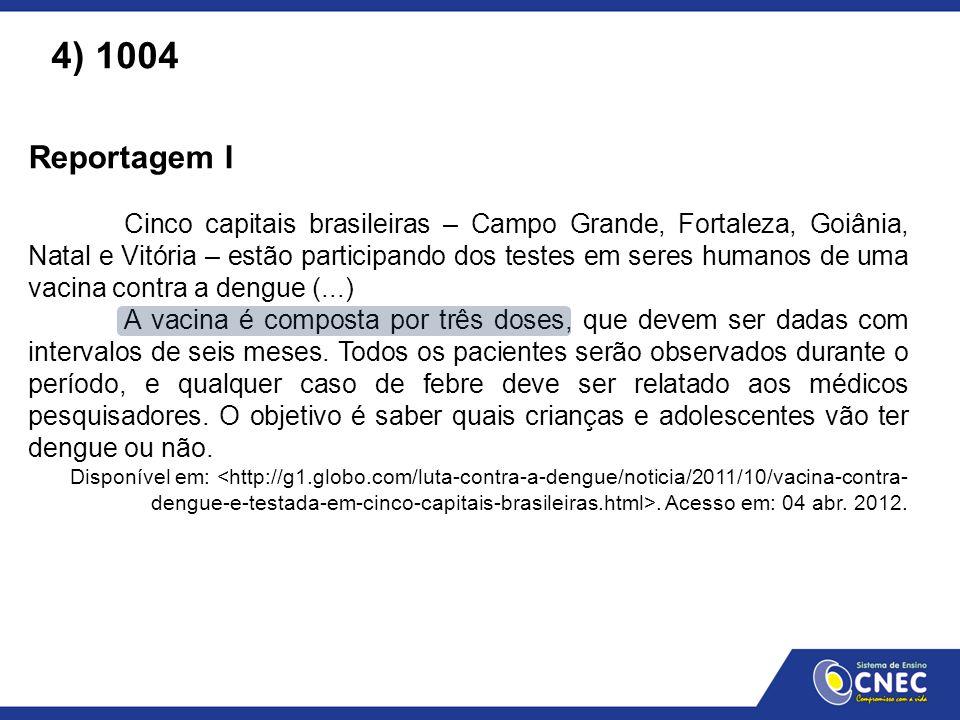 4) 1004 Reportagem I.