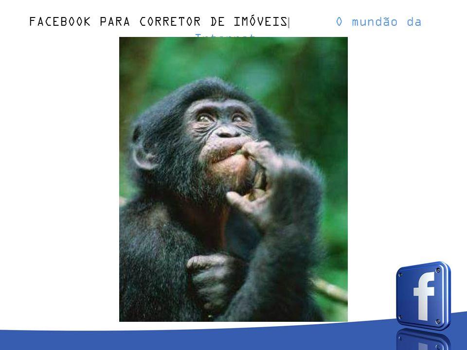 FACEBOOK PARA CORRETOR DE IMÓVEIS O mundão da Internet
