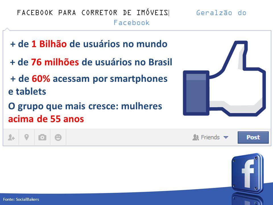 FACEBOOK PARA CORRETOR DE IMÓVEIS Geralzão do Facebook