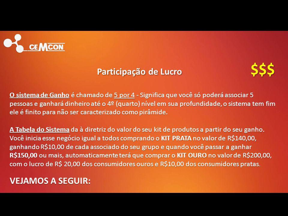 Participação de Lucro $$$