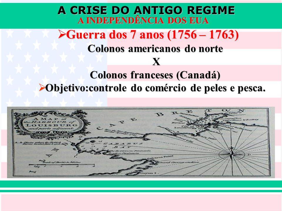 Colonos americanos do norte Colonos franceses (Canadá)