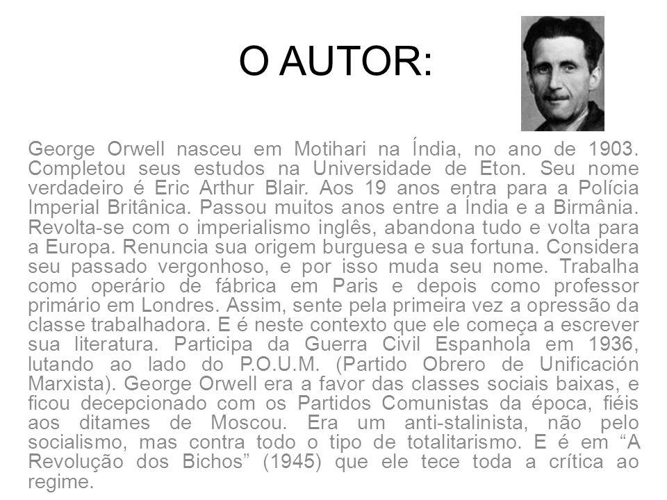 O AUTOR: