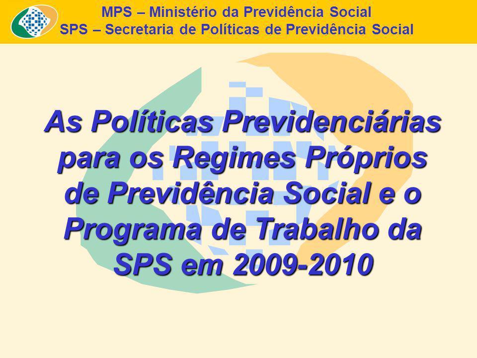 MPS – Ministério da Previdência Social