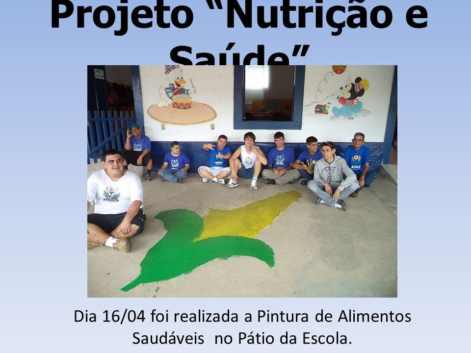 Projeto Nutrição e Saúde