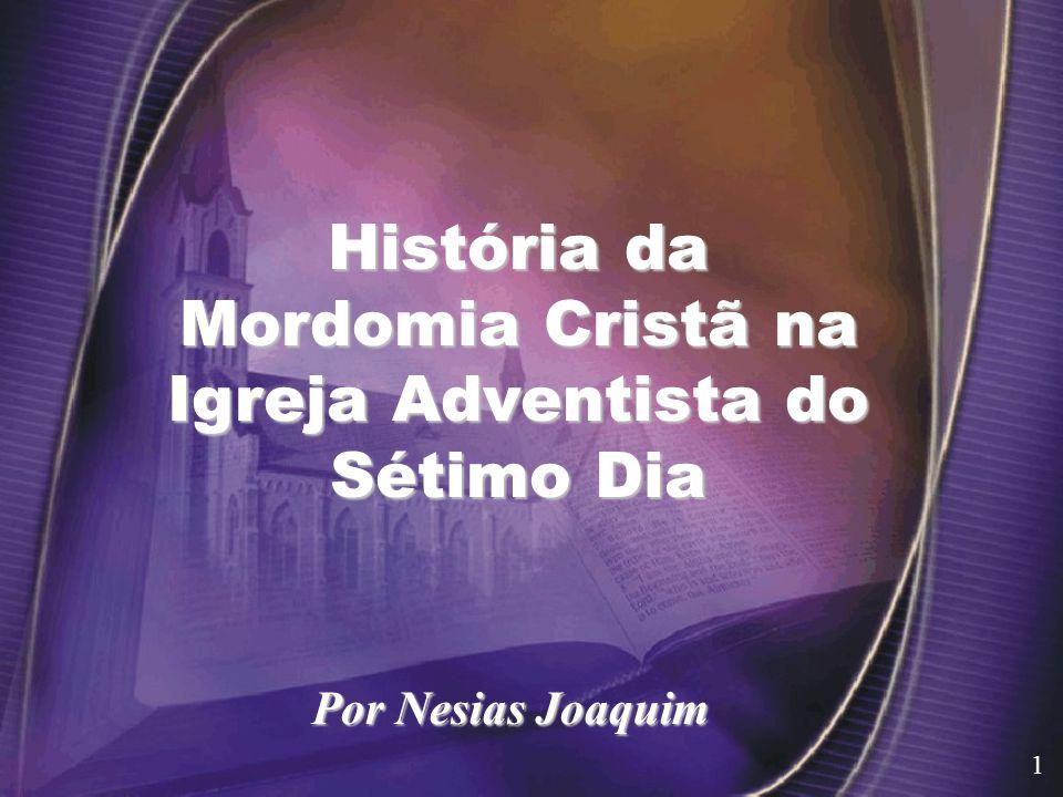 História da Mordomia Cristã na Igreja Adventista do Sétimo Dia