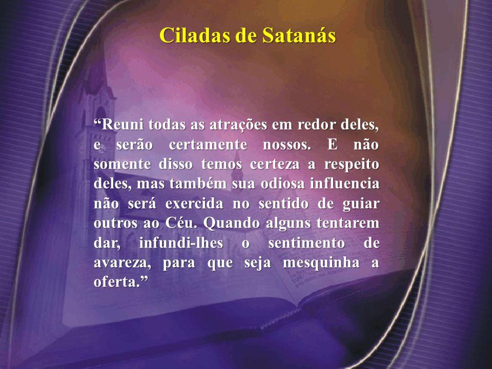 Ciladas de Satanás