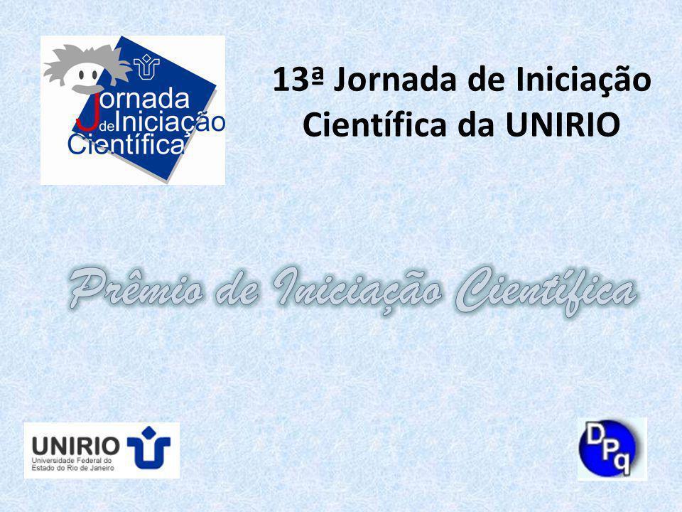 Prêmio de Iniciação Científica