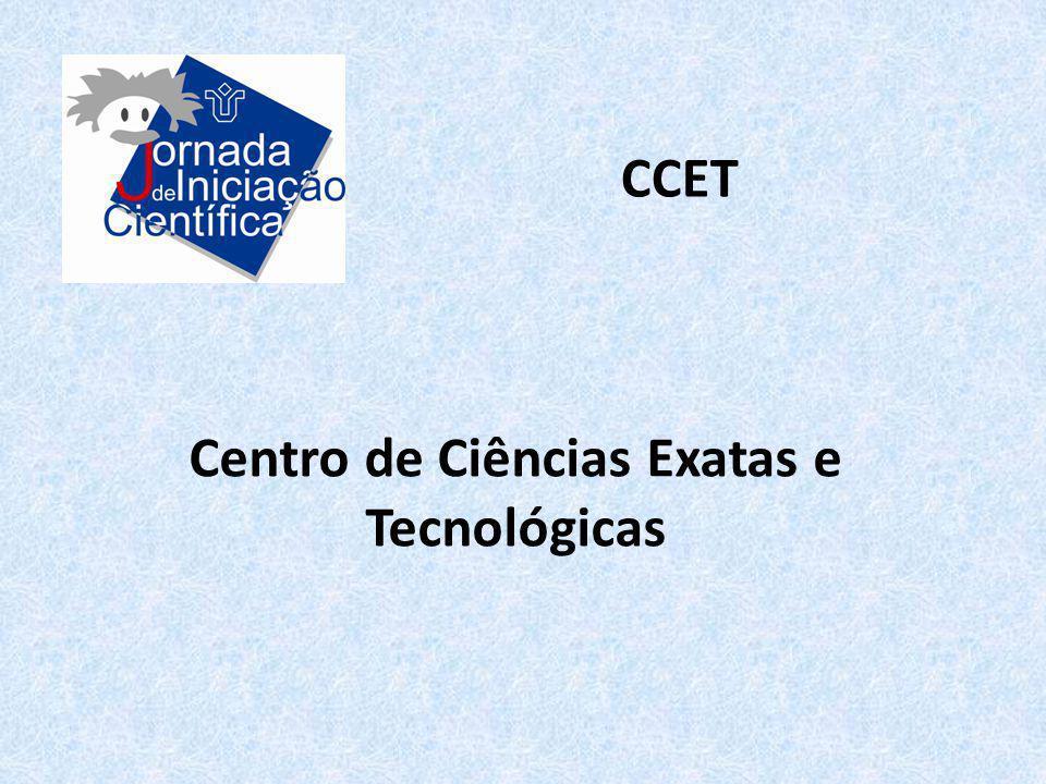 Centro de Ciências Exatas e Tecnológicas