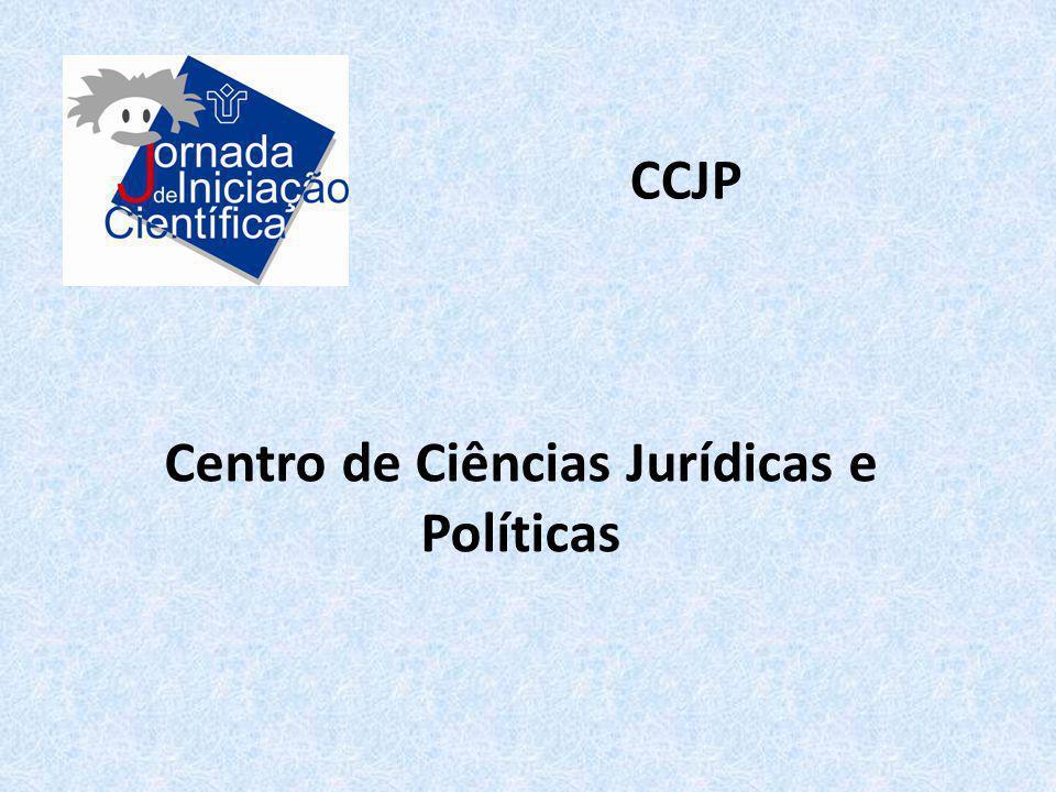 Centro de Ciências Jurídicas e Políticas
