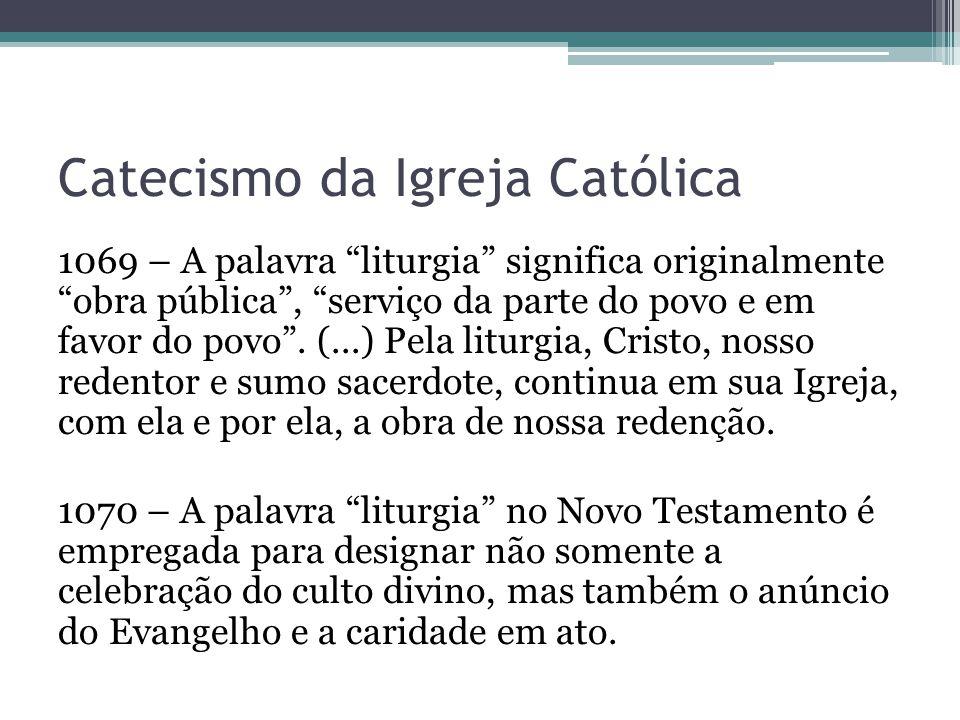 Catecismo da Igreja Católica
