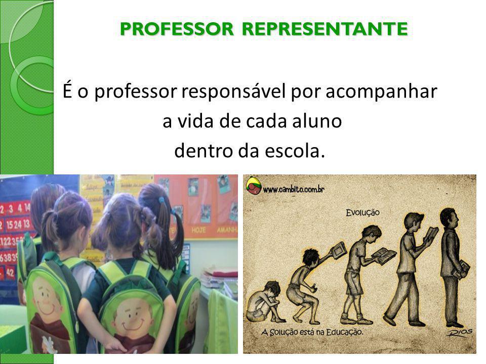 PROFESSOR REPRESENTANTE