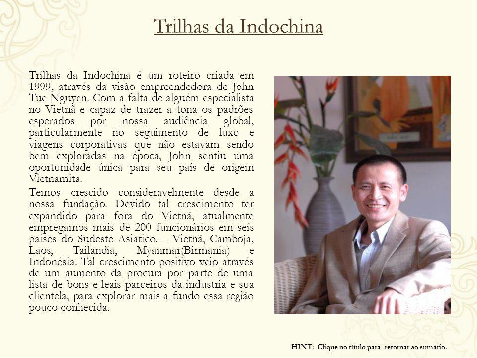 Trilhas da Indochina