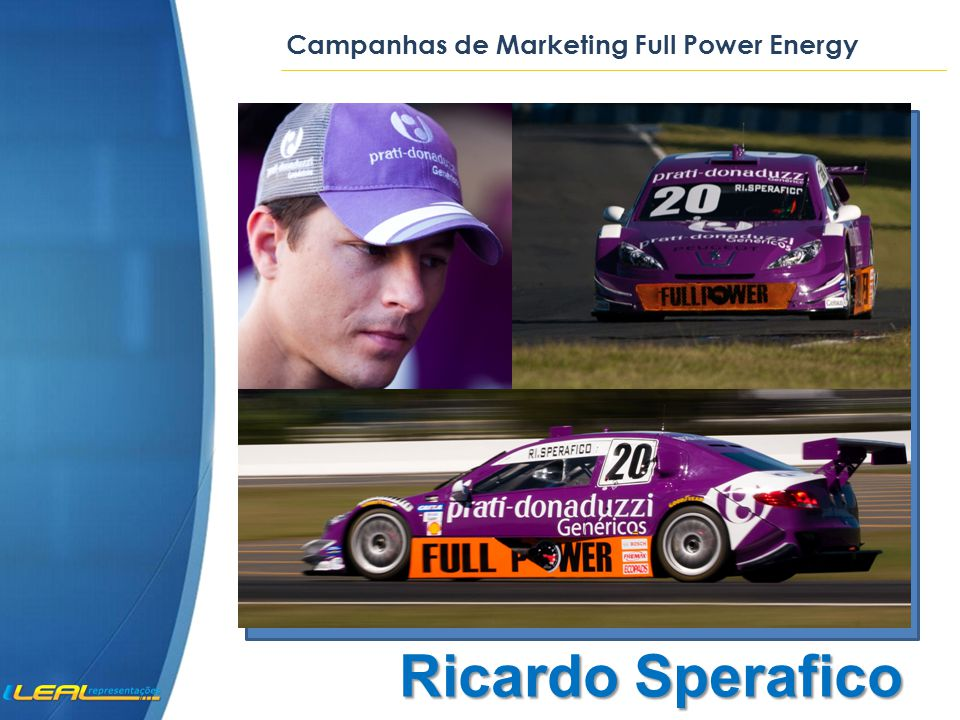 Campanhas de Marketing Full Power Energy