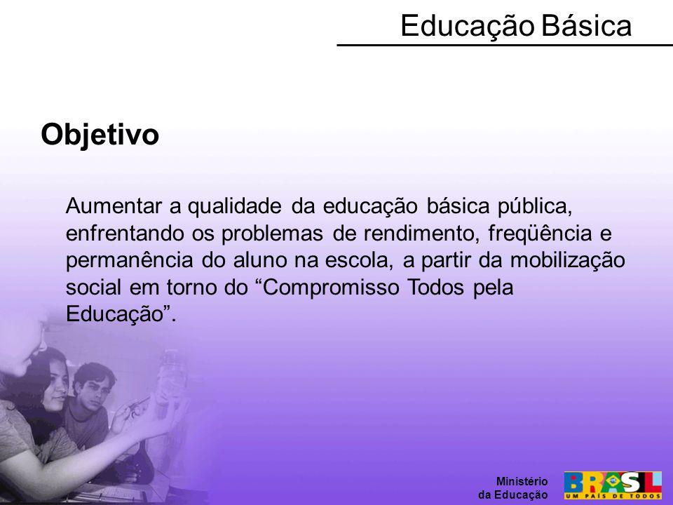 Educação Básica Objetivo
