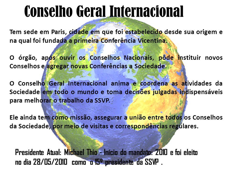 Conselho Geral Internacional