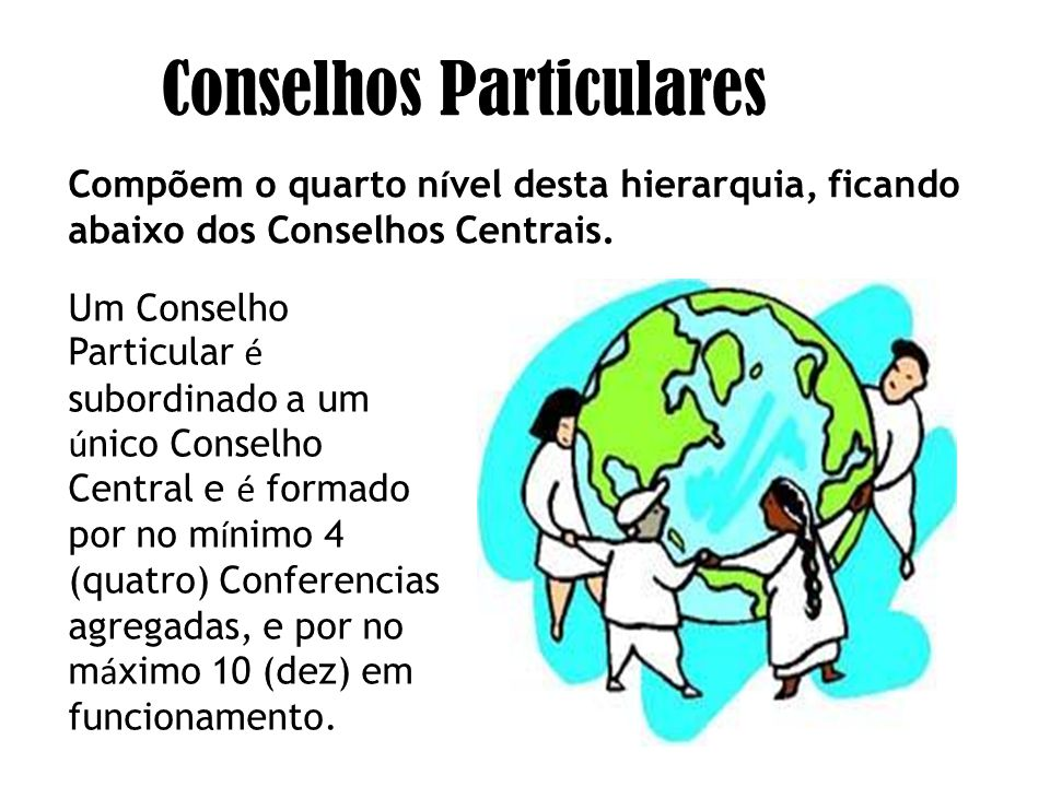 Conselhos Particulares